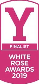 We're a finalist!